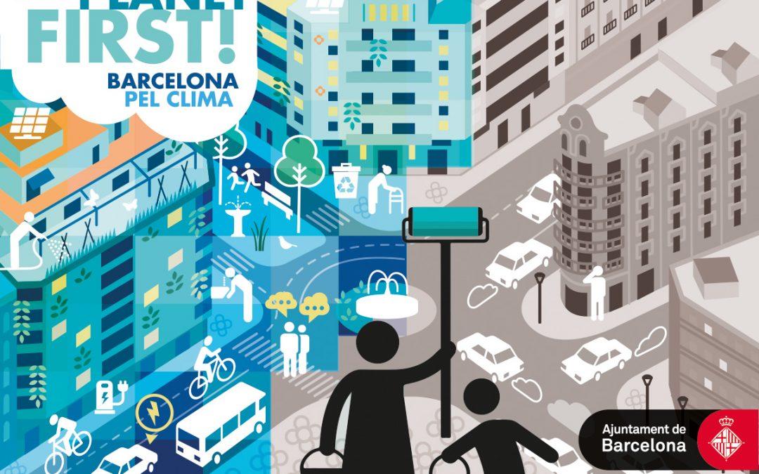 """Nou web """"Barcelona pel Clima"""""""