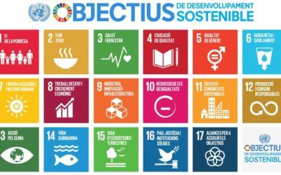 Recursos per a treballar els ODS!