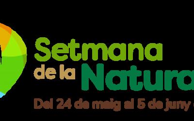 Setmana de la natura. Del 24 de maig al 5 de juny