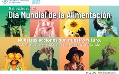 16 d'octubre: dia mundial de l'alimentació