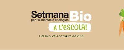 Setmana Bio a l'Escola (16-24 octubre)